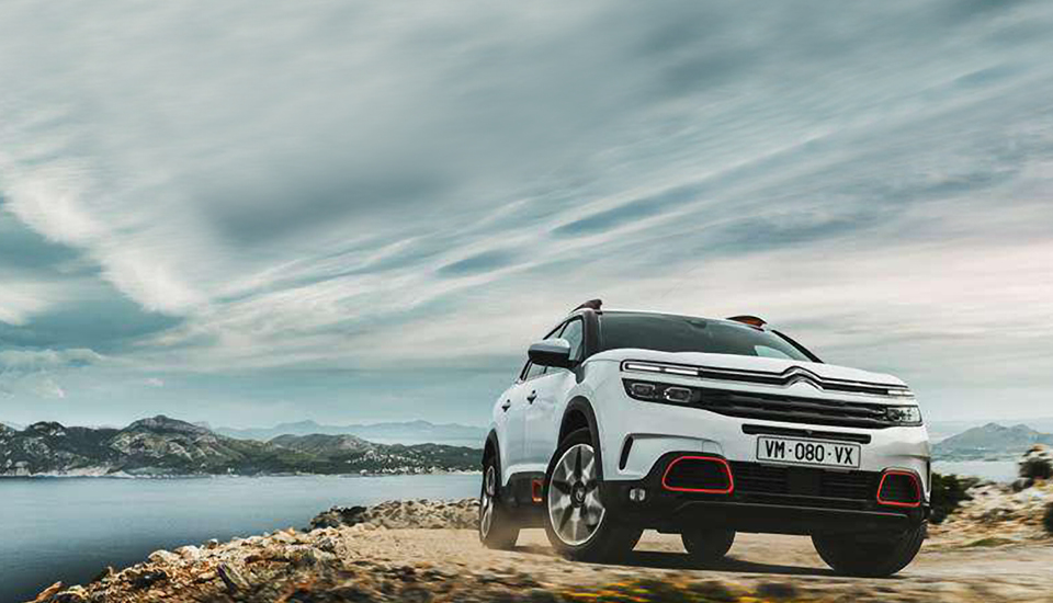All New Citroën C5 Aircross SUV