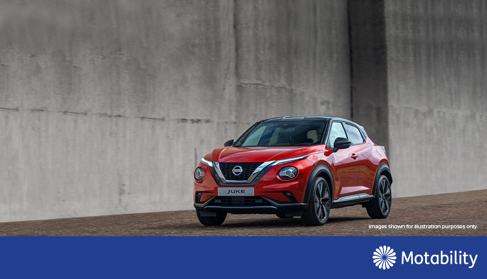 Next Generation Nissan Juke